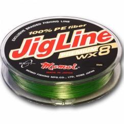 Леска плетеная Momoi JigLine Premium WX8 100м (8 нитей)